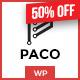 Paco - Responsive  Woocommerce WordPress Digital Theme - ThemeForest Item for Sale