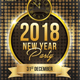New Year Flyer - GraphicRiver Item for Sale