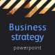 Business Strategy Corporate Powerpoint - GraphicRiver Item for Sale