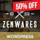 Zenwares - Responsive WooCommerce WordPress Theme
