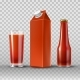 Tomato Juice and Ketchup - GraphicRiver Item for Sale