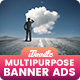Multipurpose Banner Ad Template