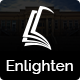 Enlighten - Education PSD Template