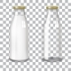 Transparent Glass Bottles - GraphicRiver Item for Sale