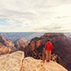 Hike in Grand Canyon - PhotoDune Item for Sale