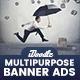 Multipurpose Banner Ads