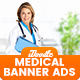 Health & Medical Banners Ads