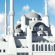 3D Mosque - VideoHive Item for Sale