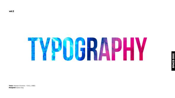 VideoHive Typography 20953540