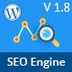 SEO Engine - SEO & Digital Marketing Agency WordPress Theme