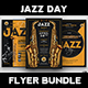 Jazz Day Flyer Bundle - GraphicRiver Item for Sale