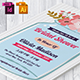 Bridal Shower Invitation Template - Vol. 5 - GraphicRiver Item for Sale