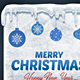 Christmas Ice Web Banners - GraphicRiver Item for Sale