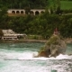 View of the Rhine Falls (Rheinfall) in Switzerland - One of the Largest in Europe - VideoHive Item for Sale