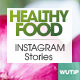 10 Instagram Stories - Healthy Food - GraphicRiver Item for Sale