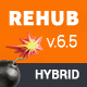 REHub - Hybrid Magazine, Shop, Review HTML Template