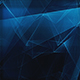 Shiny Blue Triangles Refraction - VideoHive Item for Sale