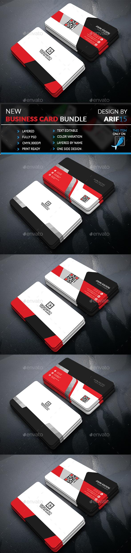 Creative Business Card Bundle - Creative Business Cards