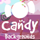 Parallax Candy 2D Backgrounds - GraphicRiver Item for Sale