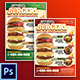 Food Restaurant Flyer - GraphicRiver Item for Sale