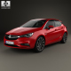 Vauxhall Astra Turbo hatchback 2016