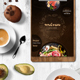 Restaurant Menu Vol 32 - GraphicRiver Item for Sale