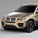 BMW X6 2014 - 3DOcean Item for Sale