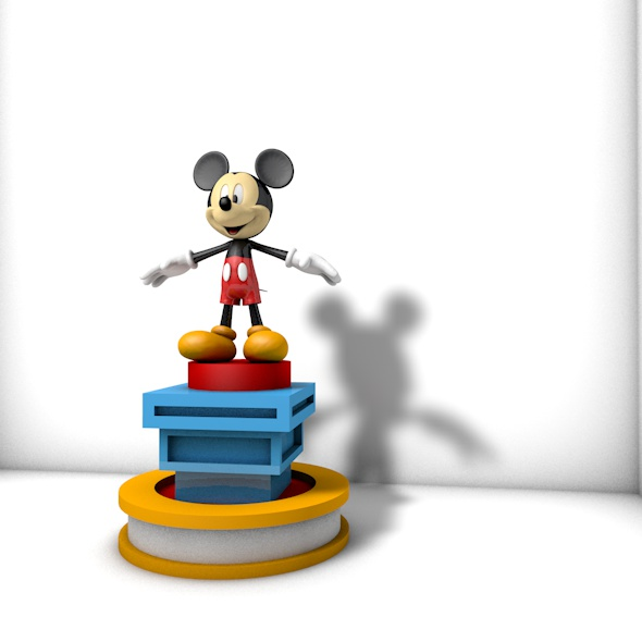 3DOcean Mickey mouse 21011603