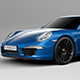 Porsche Carrera 911 2017 - 3DOcean Item for Sale
