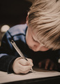 Child Writing a Letter - PhotoDune Item for Sale