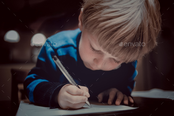 Letter to Santa - Stock Photo - Images