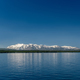 Yellowstone Lake with mountains landscape - PhotoDune Item for Sale