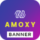 Amoxy | Backpack HTML 5 Animated Google Banner