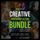 Creative Photoshop Action Bundle