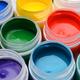 Gouache paint jars - PhotoDune Item for Sale