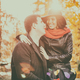 Beautiful gourgeous couple in park - PhotoDune Item for Sale