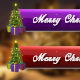 Merry Christmas & Happy New Year Lower Third Pack (Pack of 12) - VideoHive Item for Sale