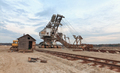 Broken rusty giant quarry excavator - PhotoDune Item for Sale