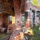 Ruins of an abandoned brick orthodox church - PhotoDune Item for Sale