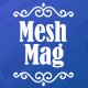 Mesh Mag - Magazine HTML Responsive Template - ThemeForest Item for Sale