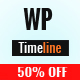 WP Timeline - Responsive Vertical and Horizontal timeline plugin