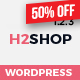 H2shop - Responsive WooCommerce Shop WordPress Theme - ThemeForest Item for Sale