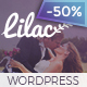 Lilac - One-page Wedding WordPress Theme - ThemeForest Item for Sale
