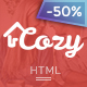 Cozy - Responsive Real Estate HTML Template - ThemeForest Item for Sale