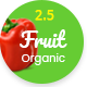 Fruit - Organic Food Shop RTL Responsive WooCommerce WordPress Theme