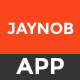Jaynob - Responsive App Landing Page - ThemeForest Item for Sale