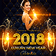 New Year Eve Flyer - GraphicRiver Item for Sale