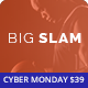 Big Slam - Basketball WordPress Theme - ThemeForest Item for Sale
