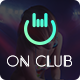 OnClub - Bar & Club PSD Template - ThemeForest Item for Sale