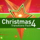 Christmas Transitions Pack 4 - VideoHive Item for Sale